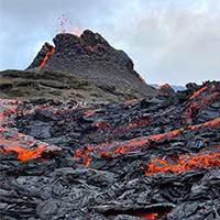 ©Asi Heimisson eruption lava