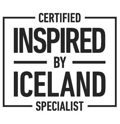 Inspired by Iceland Certified Iceland Specialist